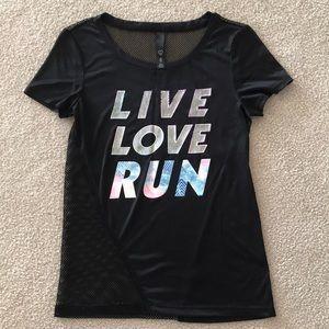 Live Love Run Shirt